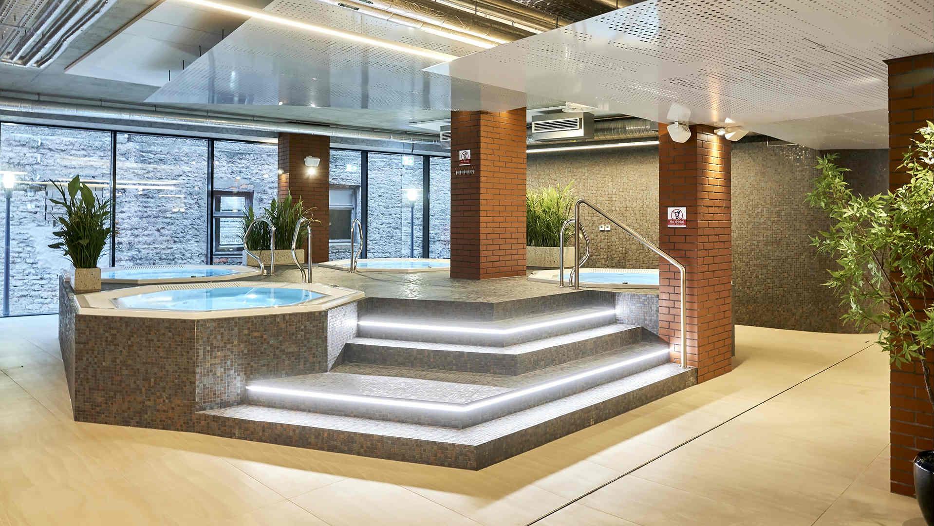 Spa and wellness |Metropol Spa Hotel |Tallinn spa