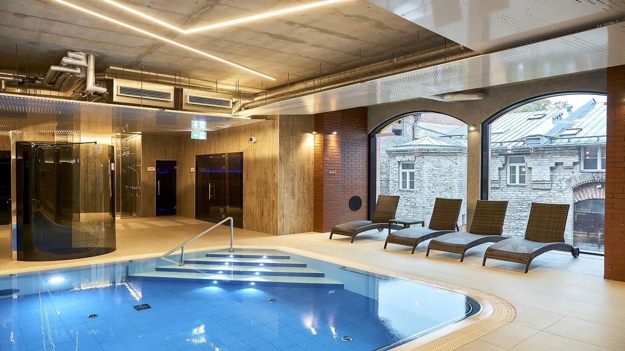 Metropol Spa Hotel Metropol Hotel I Tallinnan Keskustan Hotellit